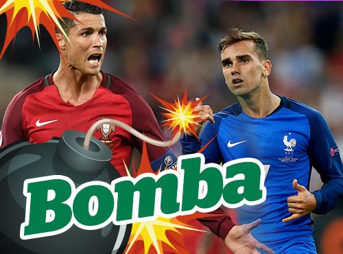 Ronaldo vs. Francie! Kdo ovládne EURO?