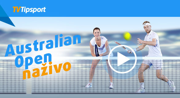 Australian Open naživo