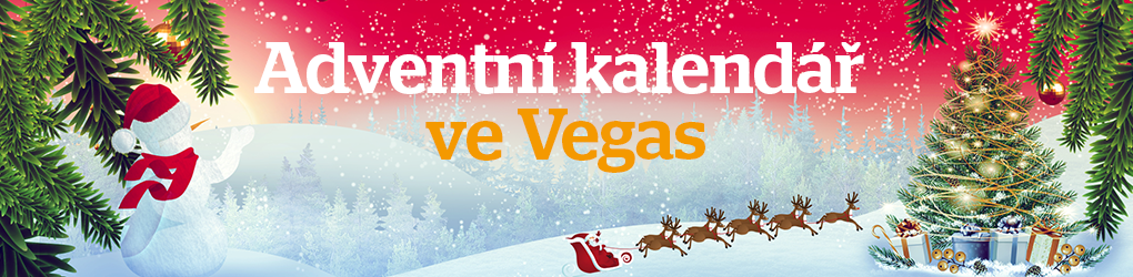 Advent ve Vegas, zdroj: chance.cz