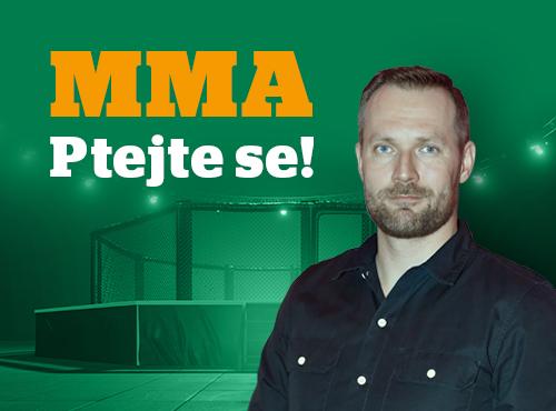 Promotér MMA Novotný odpovídal na vaše otázky