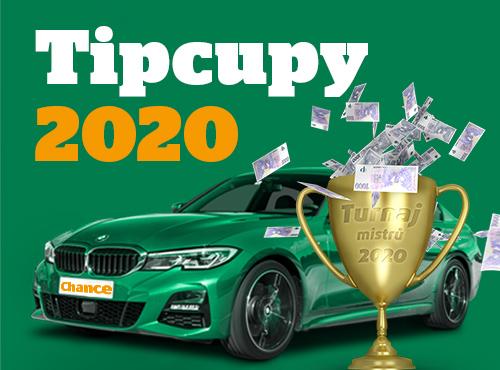 Hrajte Tipcup, první z mnoha letošních soutěží!