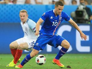 Dokonalý zásah: Rooney gól, Island výhra!