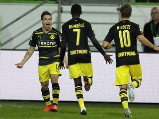 Kto z koho! Dortmund - Real Madrid