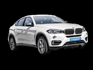 Nadupané BMW X6 si odveze evanucice