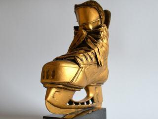 Zlatá korčuľa pre najužitočnejšieho hráča play off