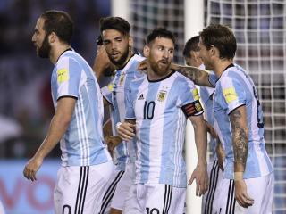 Messi a Neymar v boji o Rusko 2018