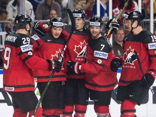 Kanada počtvrté v řadě ve finále?