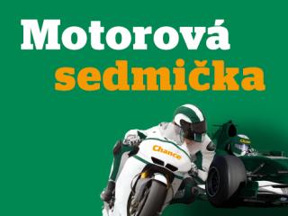 Motorová sedmička: Poslední závody na obzoru!