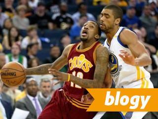 Složení finále NBA? Warriors vs. Cavaliers!