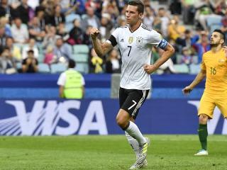 Pohár konfederácií FIFA: Nemecko druhým finalistom?