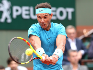 Finále French Open: 1. set urve Thiem, tuší Eichel15