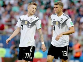 Němci druhý šok nepřipustí