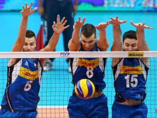 Zaytsev, lavička a diváci! Italové Srby porazí