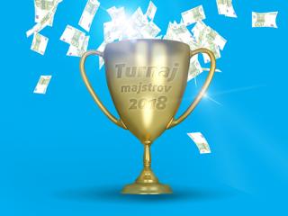 Turnaj majstrov: Začal boj o 40 000 EUR!