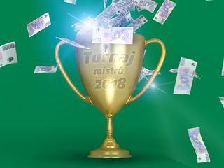 Turnaj mistrů: Začal boj o 1 milion korun!