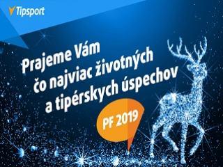 Úspešný nový rok 2019!