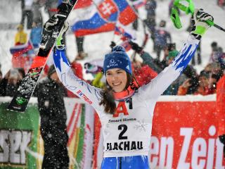 Petra Vlhová v Andorre medzi favoritkami!