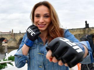 UFC v Praze! Bude slavit Pudilová?