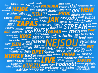 Jak hodnotíte live tipování?