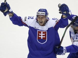 Vybojujú Slováci body proti Kanade?
