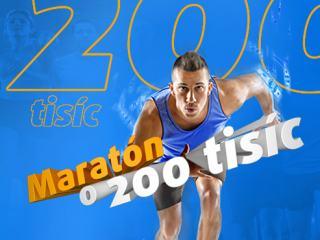 Maratón o 200 tisíc beží. Nezabudnite si tipnúť za 8 EUR