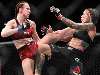 Boj o přežití v UFC! Pudilová Kishovou zlomí, ví TapAmat