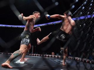 Práve teraz: UFC a na TV Tipsport štúdio s Novotným!